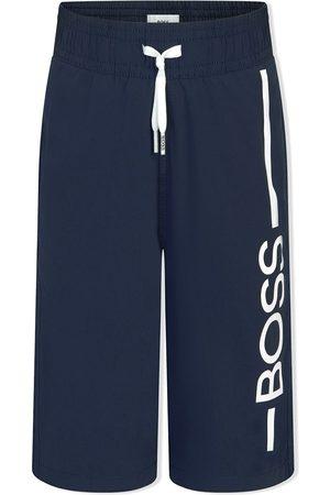 HUGO BOSS Logo-print track pants