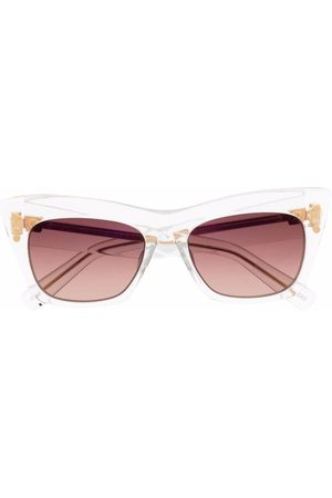 Balmain B-II tinted-lens sunglasses