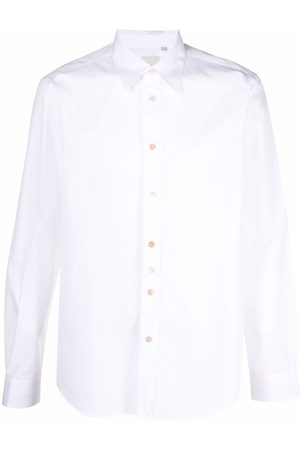 Paul Smith Long-sleeved cotton shirt