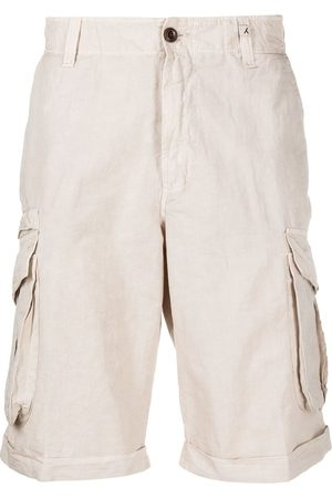 MYTHS Straight-leg cargo shorts