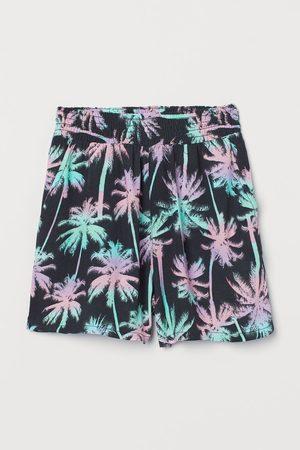 H&M Meisjes Shorts - Pull-on short met dessin