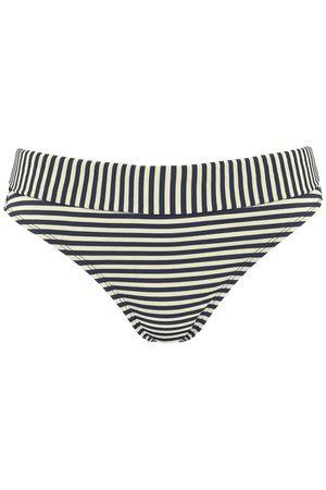 Marlies Dekkers Holi Vintage Fold Down Slip   Blue-ecru - S
