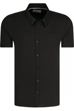 Guess Heren Overhemden - Chemise slim fit stretch