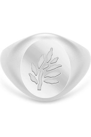 Julie Sandlau Tree of Life Signet Ring