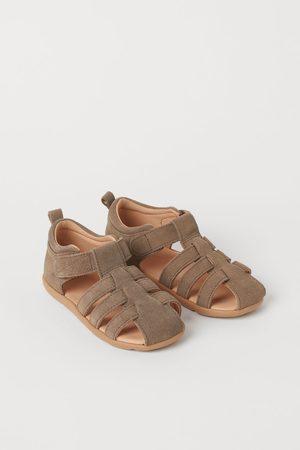 H&M Meisjes Schoenen - Suède sandalen