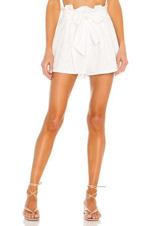 MINKPINK Dames Shorts - Luna Pleated Shorts in