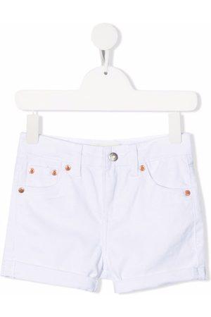 Levi's Meisjes Shorts - Distressed denim shorts
