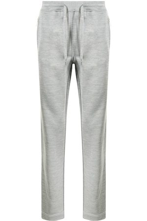 Stefano Ricci Heren Joggingbroeken - Embroidered-pocket track pants
