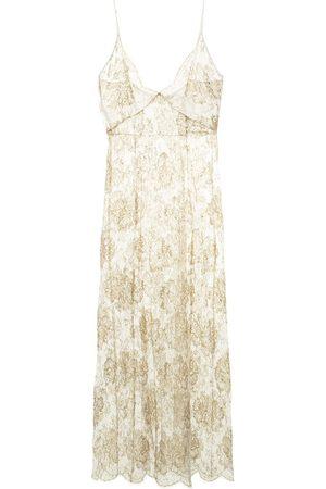 Gilda & Pearl Dames Onderjurken - Reverie long slip dress