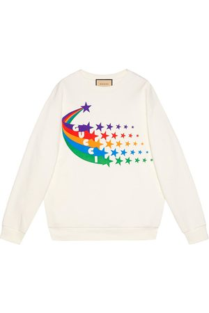 Gucci Shooting star-print sweatshirt