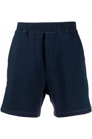 Dsquared2 Heren Bermuda's - Icon knee-length track shorts