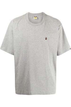 A Bathing Ape Chest logo-patch T-shirt