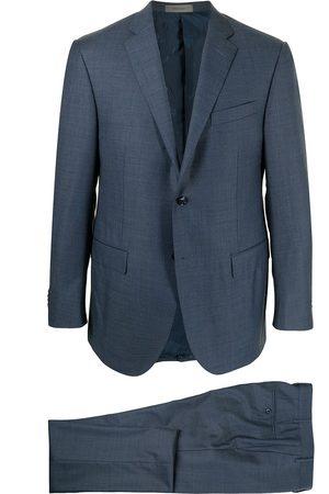 corneliani Academy virgin wool suit
