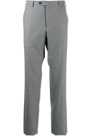 corneliani Heren Broeken - Leader Super 160's trousers