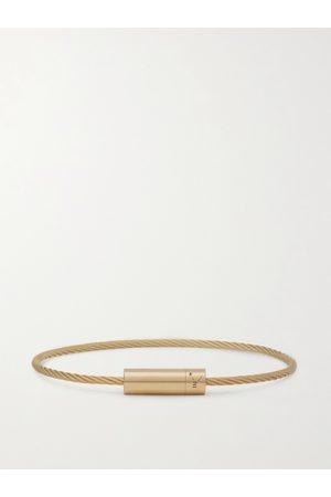 Le Gramme Heren Armbanden - Le 11 Brushed 18-Karat Bracelet