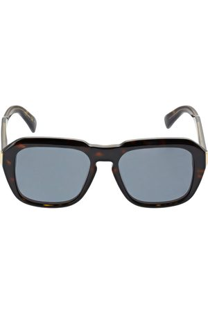 Dunhill Rollagas Oversize Acetate Sunglasses
