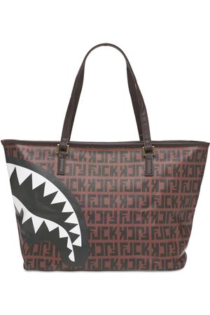 Sprayground Heren Shoppers - Split The Check Tote Bag