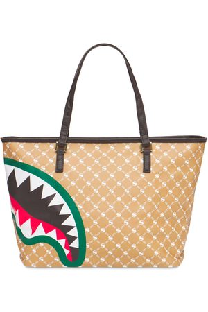 Sprayground Sharks Vs Florence Tote
