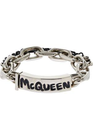Alexander McQueen Heren Armbanden - Mcqueen Graffiti Bracelet