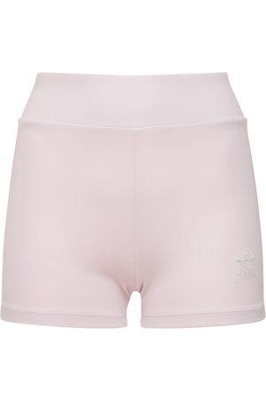 adidas Dames Korte broeken - Booty Shorts