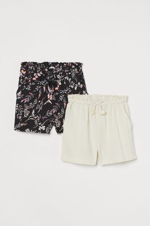 H & M Meisjes Shorts - Set van 2 shorts
