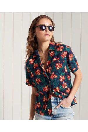 Superdry Dames Blouses - Resort blouse