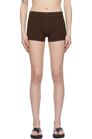 LIVE THE PROCESS Heren Shorts - Brown Boy Shorts