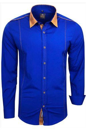 Rusty Neal Heren Overhemden - Heren overhemd - sax - r-76