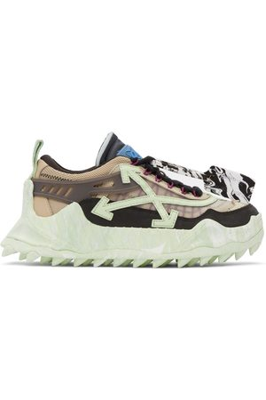OFF-WHITE Dames Sneakers - Black & Green Odsy-1000 Sneakers