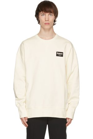 Alexander McQueen Heren Sweaters - Off-White Graffiti Badge Sweatshirt