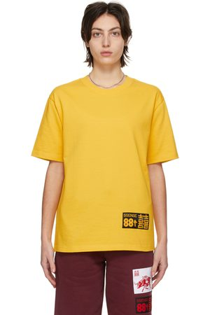 SSENSE SSENSE Exclusive 88rising Yellow 'Double Happiness' T-Shirt