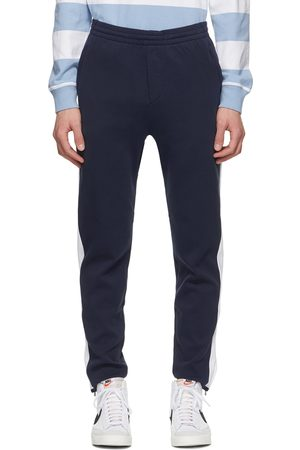 Polo Ralph Lauren Navy Cotton Interlock Track Pants