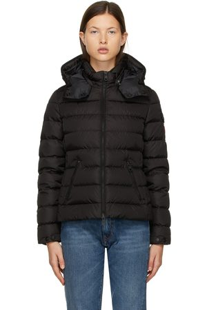 Moncler Black Born To Protect Down Teremba Jacket