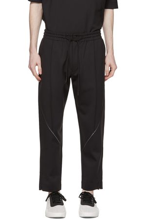 Y-3 Black Shell Cover Trousers