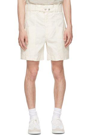 Isabel Marant Off-White Effiri Shorts