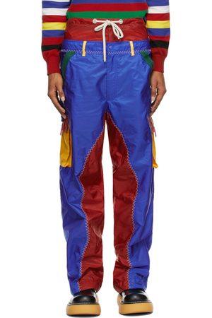 Moncler Genius 1 Moncler JW Anderson Multicolor Colorblocked Cargo Pants