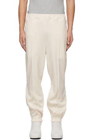 Random Identities Off-White Elastic Lounge Pants