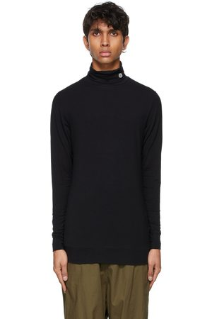 AMBUSH Black Jersey Turtleneck