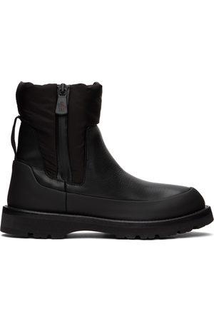 Moncler Dames Regenlaarzen - Black Rain Don't Care Boots