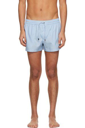 Dolce & Gabbana Blue Short Swim Shorts
