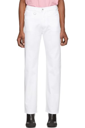Random Identities Heren Jeans - White Slash Jeans