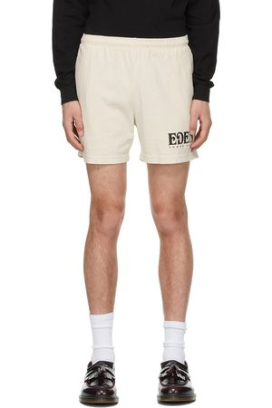 EDEN power corp Recycled Cotton Logo Lounge Shorts