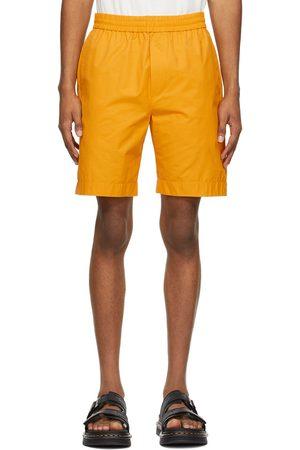 WoodWood Orange Baltazar Tech Shorts