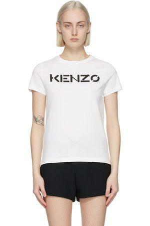 Kenzo White Classic Logo T-Shirt