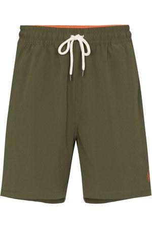 Polo Ralph Lauren Heren Shorts - PRL TRVLR SWM SHRTS GRN