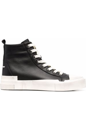 Ash Ghibly leather high-top trainers