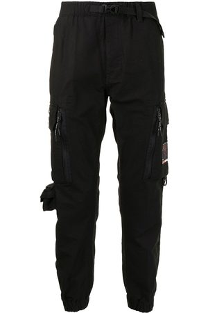AAPE BY A BATHING APE Tapered cargo trousers