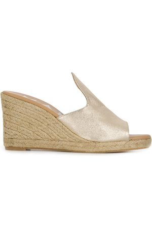MANEBI Wedge-heel espadrilles