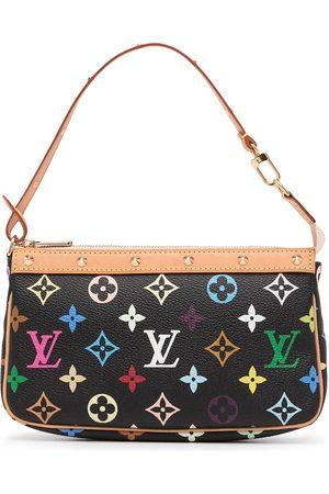LOUIS VUITTON X Takashi Murakami 2004 pre-owned Pochette Accessoires 2way bag