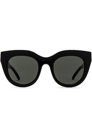 Le Specs Air Heart Sunglasses in